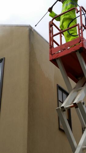 pressure cleaning render